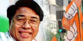 अरुणाचल प्रदेश के पूर्व मुख्यमंत्री और वरिष्ठ भाजपा नेतागेगांग अपांग ने दिया पार्टी को इस्तीफा