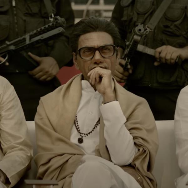 बालासाहेब ठाकरे का किरदार निभाने पर बोले नवाज़ुद्दीन सिद्दीकी: एक अभिनेता के रूप में मेरे लिए यह एक जबरदस्त अवसर रहा है