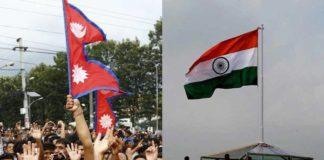 नेपाल में स्थित भारतीय दूतवास में ध्वजारोहण