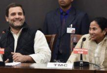 राहुल गाँधी ने किया ममता बनर्जी की रैली का समर्थन, कहा ये एकजुट भारत का सन्देश है