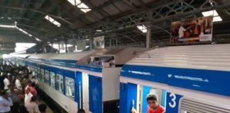 श्रीलंका के रेलवे कोच
