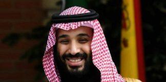 सऊदी अरब के क्राउन प्रिंस सलमान