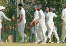 केरल रणजी ट्रॉफी टीम