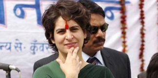 प्रियंका गाँधी वाड्रा का राजनीती में प्रवेश, पूर्वी उत्तर प्रदेश के चुनावी प्रभारी के रूप में नियुक्त