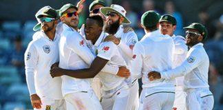 दक्षिण-अफ्रीकी टीम