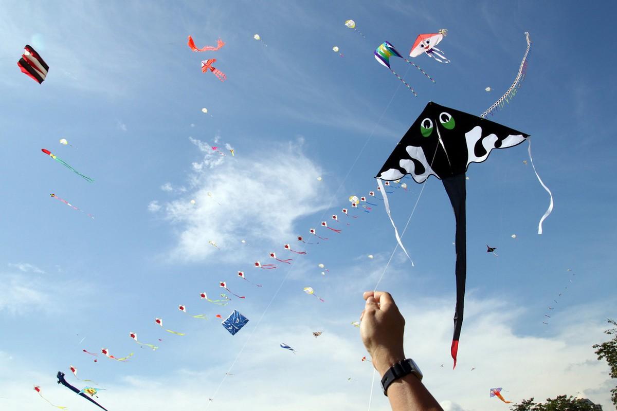 पतंग हादसा
