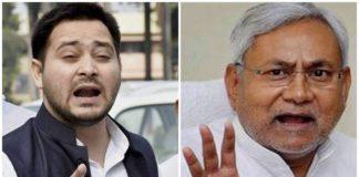 नितीश कुमार पर तेजस्वी यादव का पलटवार: वे नैतिक भ्रष्टाचार के भीष्म पितामाह हैं