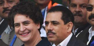प्रियंका गाँधी वाड्रा के राजनीती में आने से फिर सुर्खियां बना सकते हैं उनके पति रोबर्ट वाड्रा के ऊपर लगे मामले