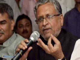 बिहार के डिप्टी सीएम सुशील कुमार मोदी ने बताया कि क्यों गठबंधन का प्रधानमंत्री एक साल भी सत्ता में नहीं टिक पाएगा
