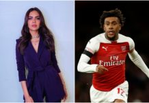 ईशा गुप्ता ने आर्सेनल फुटबॉलर एलेक्स इवोबी पर सेक्सिस्ट टिपण्णी के लिए मांगी मांफी