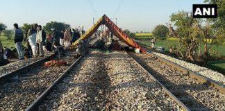 गुर्जर आरक्षण: धरने के तीसरे दिन आंदोलनकारियों पर राजस्थान पुलिस ने की गोलाबारी