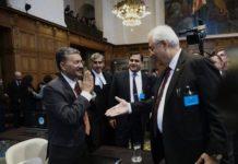 ICJ hearing on jadhav case in the hague