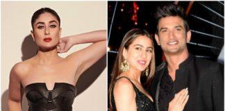 सारा अली खान और सुशांत सिंह राजपूत के डेट करने की अफवाहों पर करीना कपूर खान ने दी उन्हें सलाह