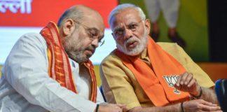 PM Modi-Amit Shah