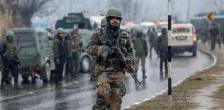 भारत में आतंकी हमला