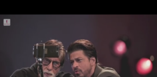 """बड़ा दिलचस्प है अमिताभ बच्चन और शाहरुख़ खान के """"बदला"""" लेना का तरीका, देखे वीडियो"""