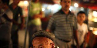 चीन के उइगर मुस्लिम