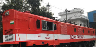 डीजल से इलेक्ट्रिक ट्रेन