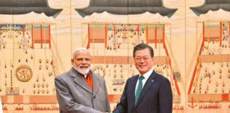 भारत और दक्षिण कोरिया