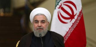 ईरानी राष्ट्रपति हसन रूहानी