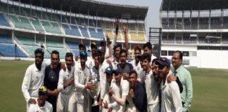 रणजी ट्रॉफी फाइनल