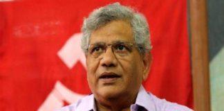 माकपा नेता ने भाजपा पर किया वार