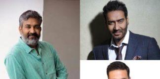 """क्या अजय देवगन के एसएस राजामौली की """"RRR"""" को ठुकराने के बाद, बाहुबली निर्देशक पहुंचे अक्षय कुमार के पास ?"""