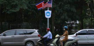 वियतनाम में डोनाल्ड ट्रम्प और किमजोंग उन