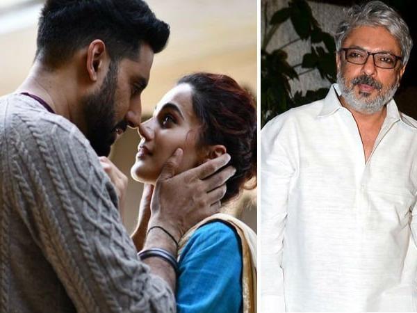क्या 'मनमर्जियां' के बाद, संजय लीला भंसाली की फिल्म में दिखेंगे अभिषेक बच्चन और तापसी पन्नू?