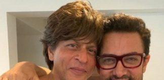"""क्या आमिर खान ने की फिल्म """"सारे जहाँ से अच्छा"""" से शाहरुख़ खान के निकलने की पुष्टि?"""
