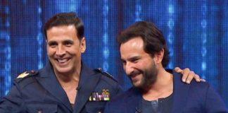 जब अक्षय कुमार के एड्स पर दिए गए भाषण को सुनकर हँसते हँसते गिर गए सैफ अली खान