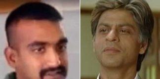 IAF कमांडर अभिनंदन की घर वापसी से ट्विटर यूजर को याद आया शाहरुख़ खान की फिल्म 'वीर ज़ारा' का वो दृश्य...
