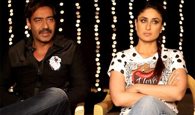 क्या फिल्म 'सत्याग्रह' में इस कारण करीना कपूर खान ने किया अजय देवगन को किस करने से मना?