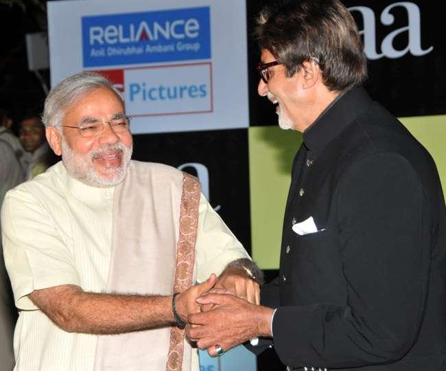 हर मत संविधान की सर्वोच्चता के लिए है: पीएम नरेंद्र मोदी के ट्वीट का दिया अमिताभ बच्चन ने जवाब