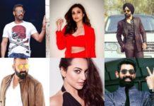 भुज:द प्राइड ऑफ़ इंडिया: अजय देवगन के साथ होंगे परिणीति चोपड़ा, संजय दत्त, राणा दग्गुबती, सोनाक्षी सिन्हा और एमी विर्क शामिल