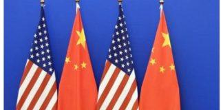 चीन और अमेरिका