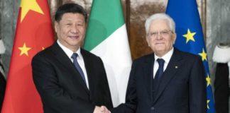 चीन और इटली