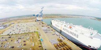 श्रीलंका में हबनटोटा बंदरगाह