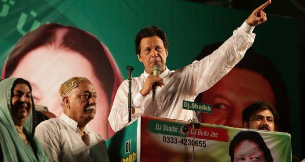 imran khan campaign