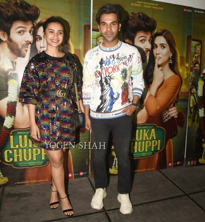 luka chhuppi success bash