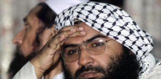 पाकिस्तानी चरमपंथी मसूद अज़हर