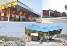 मौला अली स्टेशन का पुनर्विकास