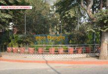 हजरत निजाम्मुद्दीन रालिव्या स्टेशन का पुनर्विकास