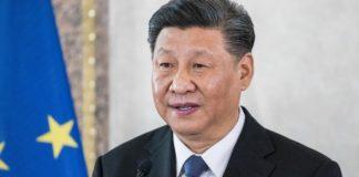 राष्ट्रपति शी जिनपिंग
