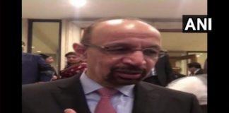सऊदी के ऊर्जा मंत्री खालिद अल फलीह