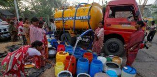 जयपुर पानी टैंकर