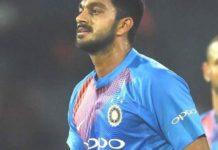 विजय शंकर