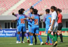 भारतीय महिला फुटबॉल टीम