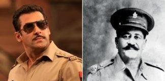 """""""दबंग 3"""" में, अपने दादा के अधिकार क्षेत्र में सलमान खान निभाएंगे पुलिसवाले की भूमिका"""