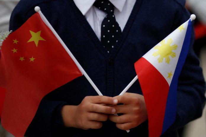 चीन और फ़िलीपीन्स